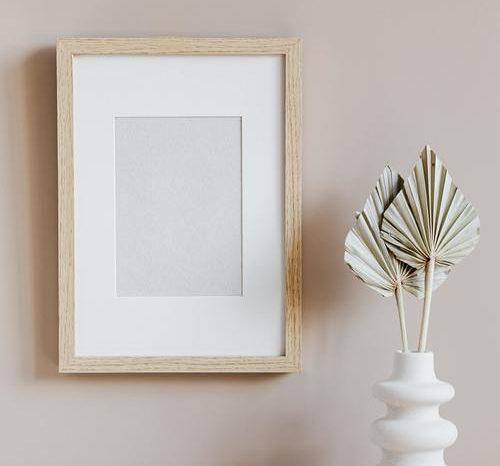 Comment décorer votre intérieur avec des cadres ?
